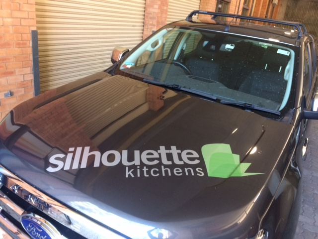 Jmac Graphics, Signage, Outdoor, Wrapping Car, Silhouette Kitchens
