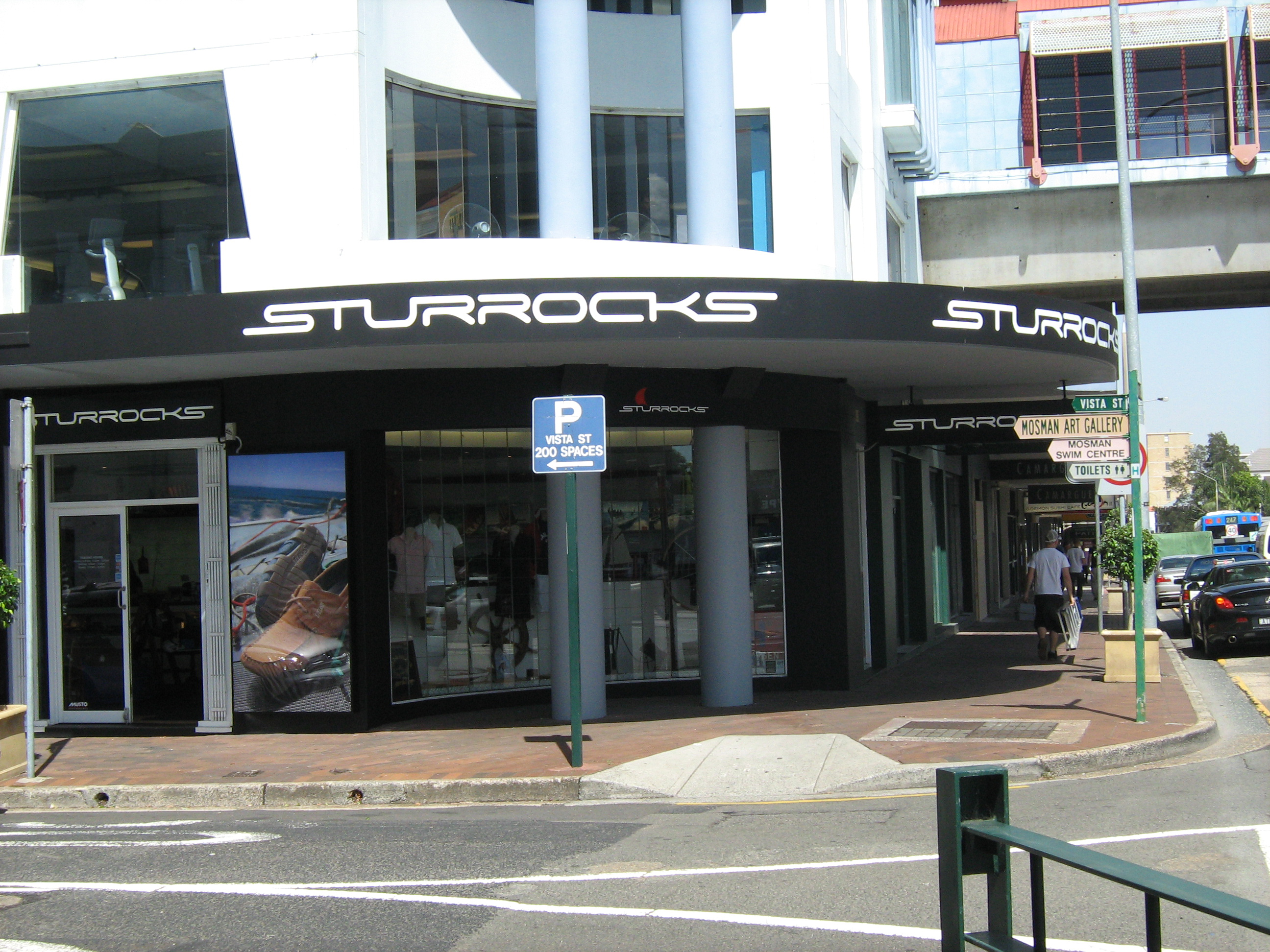 Jmac Graphics, Signage, Outdoor, Building, Awning, Sturrocks