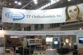 Jmac Graphics, Signage, Indoor, Office, Fabric Printing, Promotional Signage, TP Orthodontics