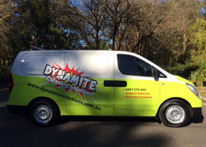 Jmac Graphics, Signage, Outdoor, Wrapping Car, Dynamite