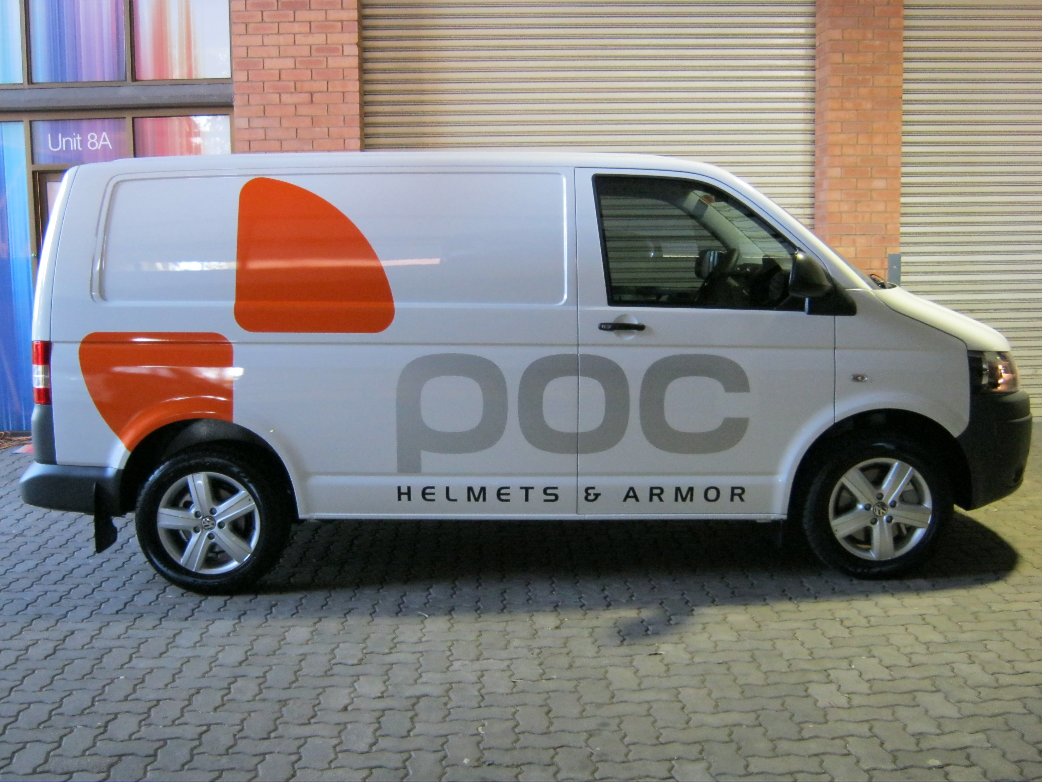 Jmac Graphics, Signage, Outdoor, Wrapping Car, Wrapping Van, POC