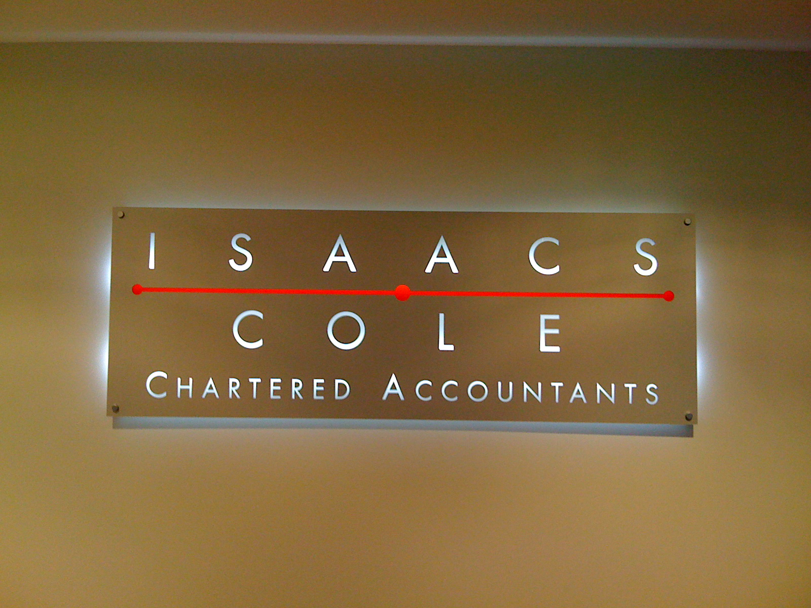 Jmac Graphics, Signage, Indoor, Building, Lightbox, Isaacs Cole